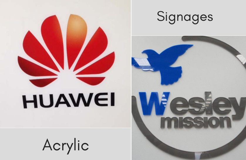 Know How A Business Can Benefit By Using Acrylic Signage
